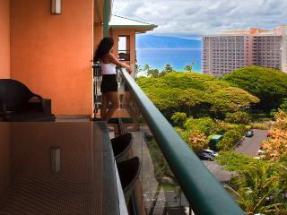 Maui Westside Properties: Konea 1024 - One Bedroom with Ocean View Penthouse