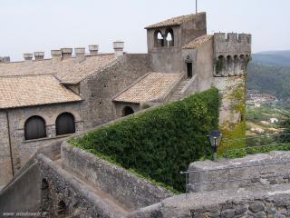casa, Bracciano