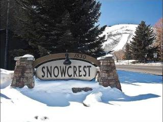 Beautiful Vacation Condo - One Block from the Shuttle Stop (25125), Park City