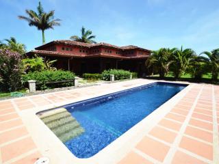 Jardines de la casa, Province de Guanacaste