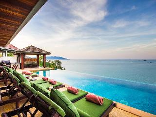 Samui Island Villas - Villa 36 Fantastic Sea Views, Choeng Mon