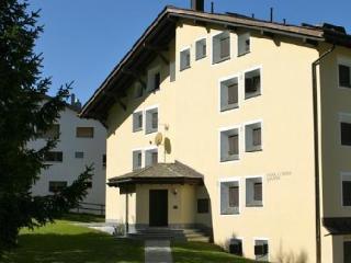St. Moritz - comfortable apartment