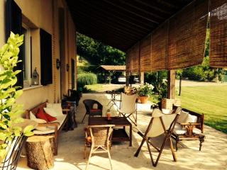 B&B in luxury Villa in the country of Piacenza