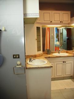insuite bathroom