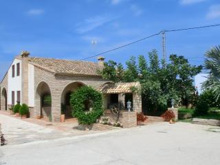 Casa de encanto a 1,5 km de la playa de Cullera