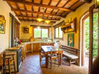 Villa del Glicine, old family cosy house with direct access to the sand beach.