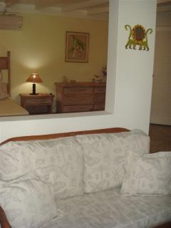lounge towards bedroom