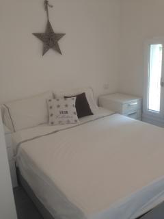 Bedroom 2-on the ground floor
