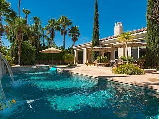 Rancho Mirage Tuscan Villa, Palm Springs
