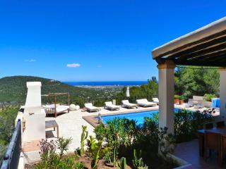 Villa With Stunning Sea View At Km4, Sant Josep de Sa Talaia