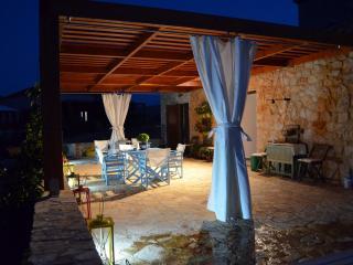 Villa Romanza sea front, Halki
