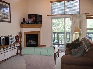 TLA12 Super Condo w/Wifi, Common Hot Tub, Mountain Views, Fireplace, Frisco