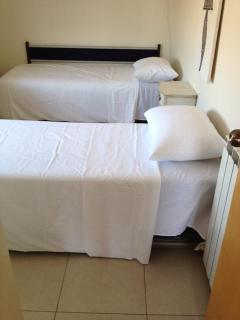 Guest House bedroom set with 2 single beds