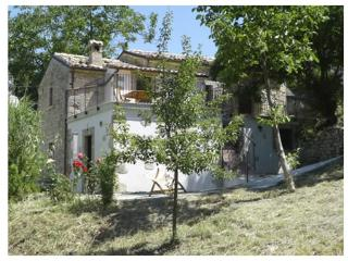 Beautifully restored farmhouse in Serramonacesca, Abruzzo
