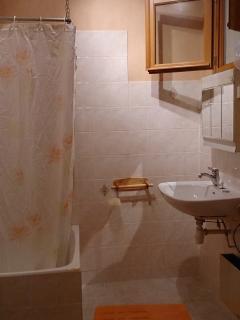 salle de bain privée avec WC de la 3.chambre