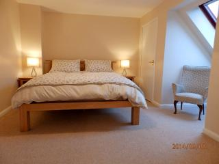 Master Bedroom - King - 2 Huge cupboards with plenty storage.