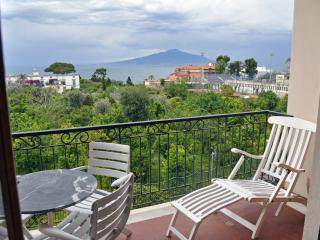 beatiful  central apt sea view freewifi for 8gests, Sorrente