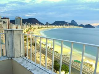 COPACABANA BEACHFRONT PENTHOUSE  RIO DE JANEIRO