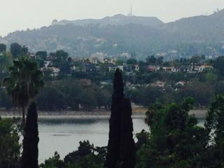 California bungalow, hillside, Silver Lake & Views