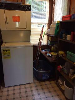 Washer/Dryer available for guest use