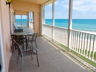 Melbourne Beach Ocean Side Penthouse 4bd 3ba Condo