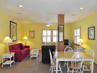CV1A: Shell Castle 1A - One Bedroom Villa, Ocracoke