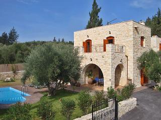 3 bedroom Villa in Nipos, Crete, Greece : ref 5059907