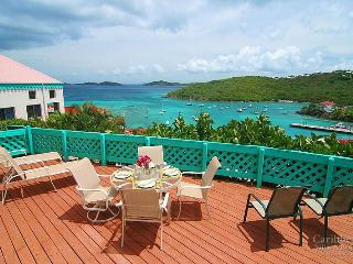 Battery Hill Condo - Sea Breeze, Cruz Bay