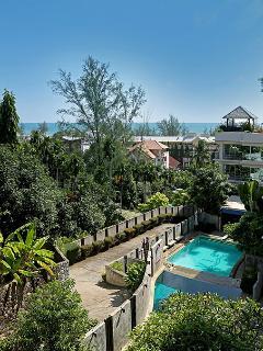 Karon View has 2 swimming pools & a waterfall