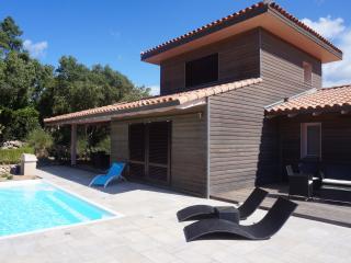 Villa 6/8 personnes avec piscine ' Citronniers', Porto-Vecchio