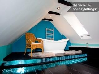 Pamper yourself in one of our three deluxe bathrooms