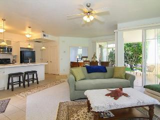 Plantations #111: Corner unit with golf course views!, Princeville