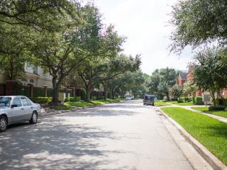 Home is located on quiet street with mature trees, great place for a walk!