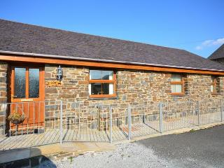 TYLLO Barn situated in Aberystwyth (6mls SE)