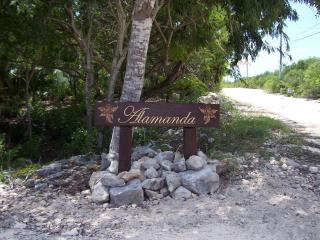 Alamanda property entrance