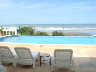 Pochomil Beachfront Villa Rental  Private Pool PL1