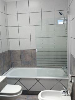 Upstairs Bathroom/Shower Room