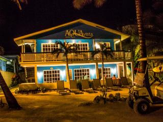 AquaVista at Night