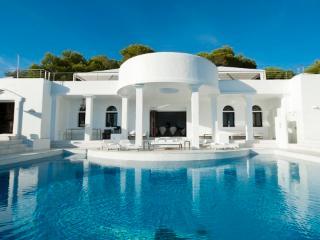 5 bedroom Villa in Es Cubells, Balearic Islands, Spain : ref 5456056