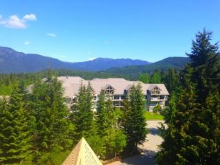 Woodrun Lodge 611 - on Blackcomb, 2 bedroom + den