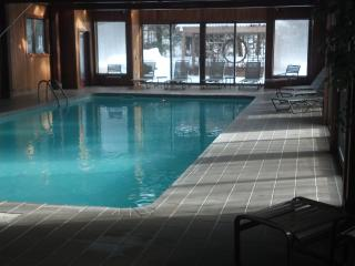 Updated Stratton Townhouse.. Heated Saltwater Pool