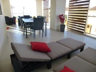 Magnifique appartement en première ligne de plage, Peniscola
