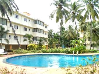Luxury 2BKH FamilyApartment  COLVA Beach south Goa, Colva