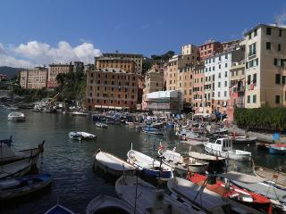 RENT HOUSE HOLIDAY ITALY CAMOGLI LIGURIA REGION