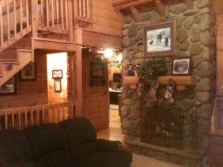 Place to hang Christmas Stockings!
