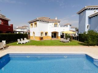 Mar Menor Golf Resort 4 Bed with Large Pvt Pool, Los Alcazares