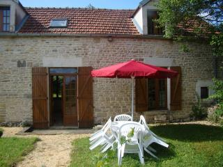 La maison d'Agnes en Haute Bourgogne, Ancy-le-Franc