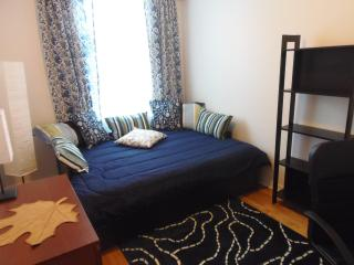 2Br+Living room flat @ Verdun subway for Christmas, Montreal