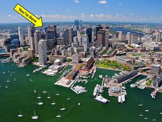 Stay Alfred Walk to North End, Wharf, Back Bay KG2, Boston