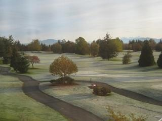 Another view of the golf course